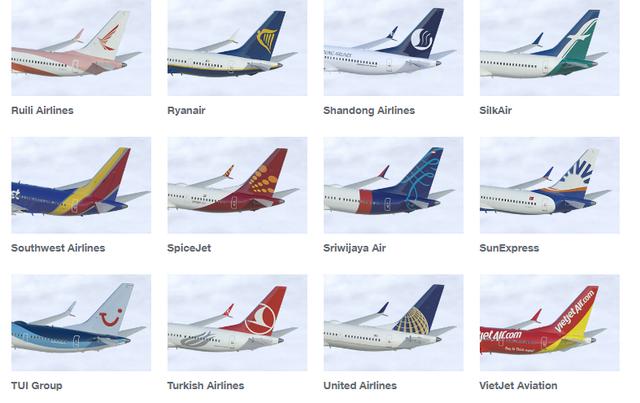 Những hãng hàng không nào trên thế giới sử dụng nhiều nhất Boeing 737 Max- nghi phạm gây ra 2 vụ tai nạn thảm khốc chỉ trong vài tháng? - Ảnh 2.