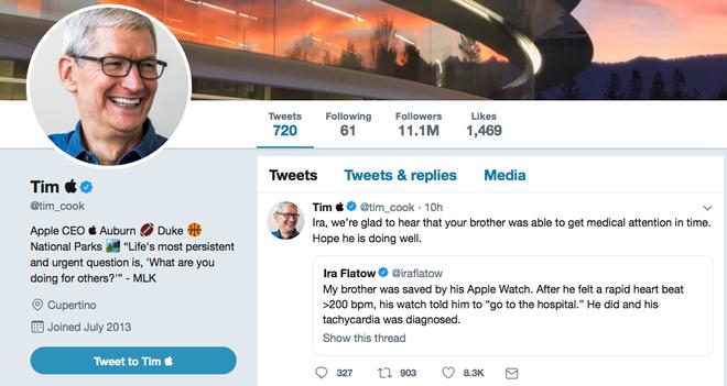 Tổng thống Trump thừa nhận gọi Tim Cook là Tim Apple để tiết kiệm lời nói và thời gian - Ảnh 2.