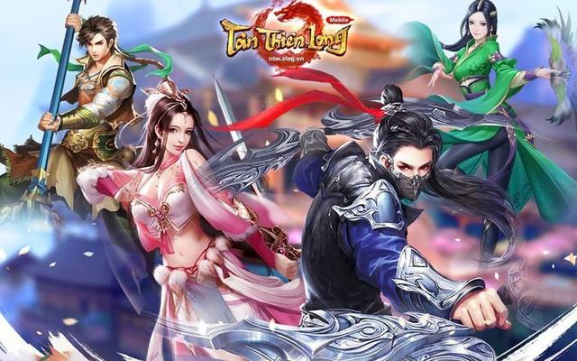 Lưu ý: Tân Thiên Long Mobile sẽ mở cửa ngày mai, tham gia ngay event Lưu Danh Đoạt Bảo để chiếm top từ khi bắt đầu - Ảnh 1.