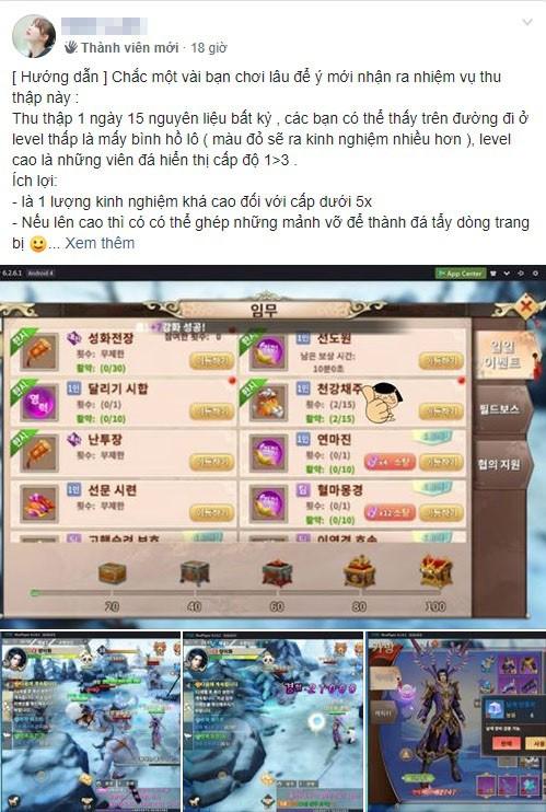 Game thủ Việt sừng sững trên BXH Hàn Quốc chỉ sau 3 tiếng mở server, biết danh tính ai cũng phải thốt lên: Huyền thoại! - Ảnh 5.