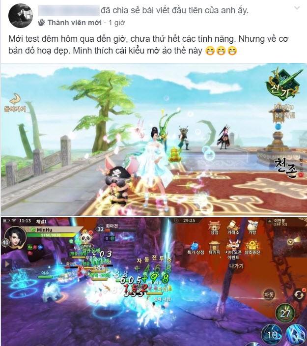 Game thủ Việt sừng sững trên BXH Hàn Quốc chỉ sau 3 tiếng mở server, biết danh tính ai cũng phải thốt lên: Huyền thoại! - Ảnh 3.