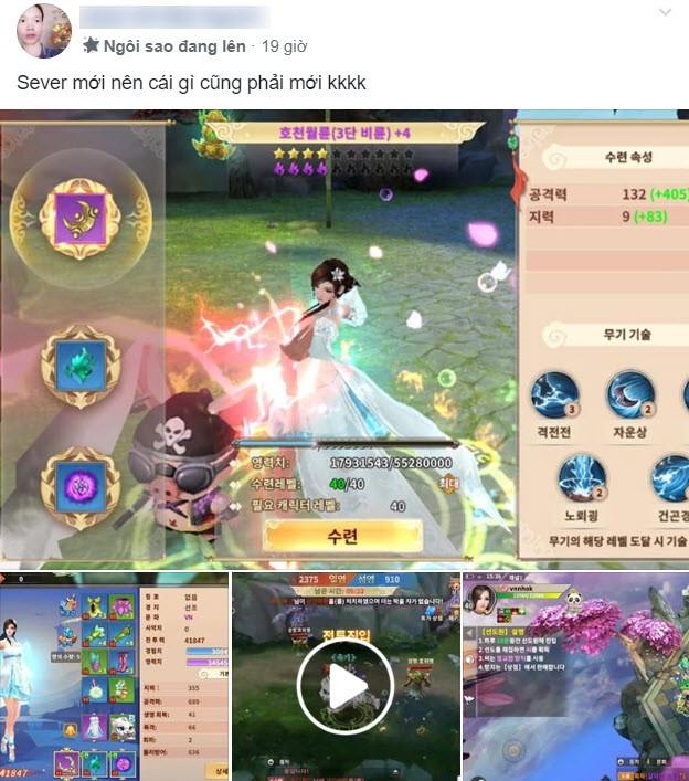 Game thủ Việt sừng sững trên BXH Hàn Quốc chỉ sau 3 tiếng mở server, biết danh tính ai cũng phải thốt lên: Huyền thoại! - Ảnh 4.