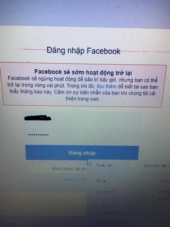 Facebook tiết lộ nguyên nhân sự cố mất kết nối mới đây, không liên quan gì tới hacker - Ảnh 1.