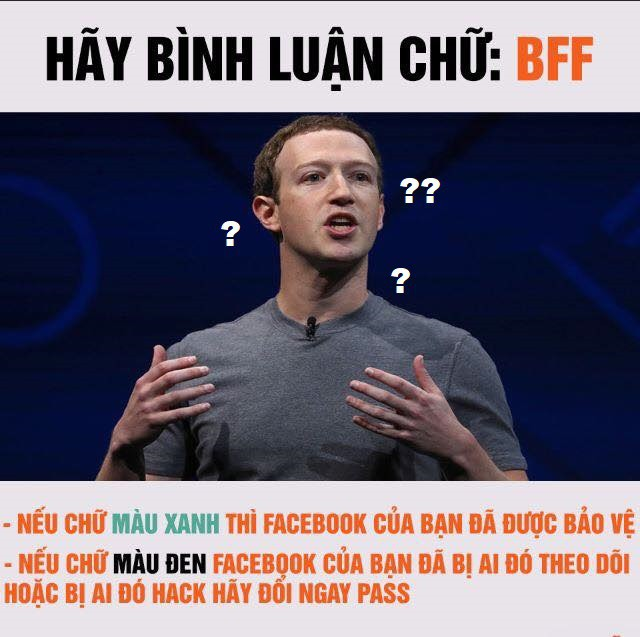 Bình luận bisou để biết Facebook an toàn hay không chỉ là trò lừa đảo - Ảnh 3.