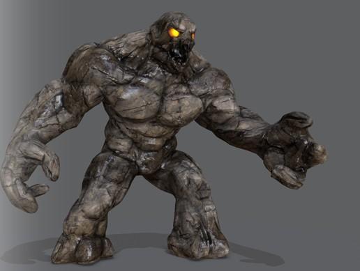 Golem: Quái vật đá trong tưởng tượng tới đời thực - Ảnh 2.