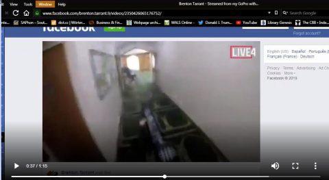 Vụ xả súng chấn động New Zealand: Kẻ sát hại hàng chục người vừa livestream vừa hô hãy subscribe cho PewDiePie - Ảnh 1.