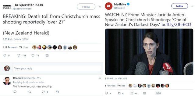 Vụ xả súng chấn động New Zealand: Kẻ sát hại hàng chục người vừa livestream vừa hô hãy subscribe cho PewDiePie - Ảnh 5.