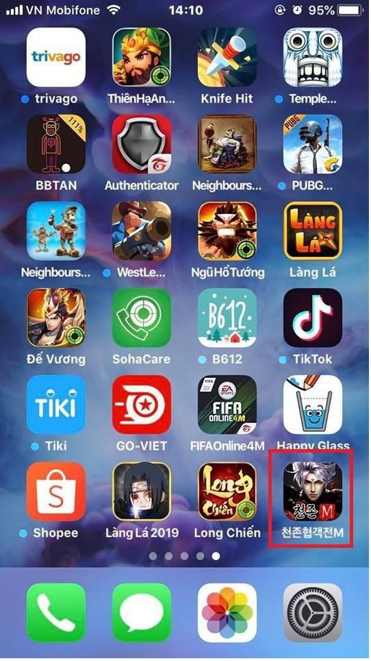 Hướng dẫn tải Thục Sơn Kỳ Hiệp Mobile phiên bản Hàn Quốc cho HĐH iOS - Ảnh 13.