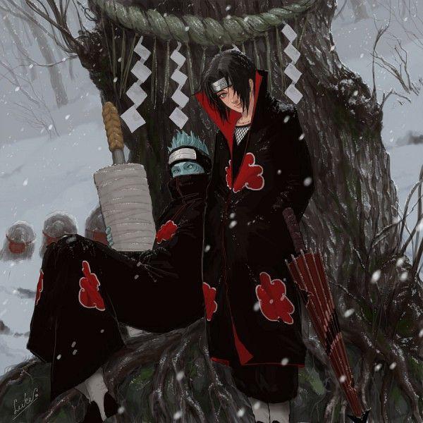 Naruto: Itachi và Kisame, cặp đôi xứng danh có tinh thần tương thân tương ái nhất tổ chức Akatsuki - Ảnh 1.
