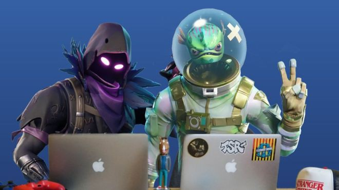 Không chỉ là một trò chơi, Fortnite đang dần trở thành mạng xã hội tuyệt nhất thế giới - Ảnh 1.