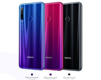 Honor 10i chính thức ra mắt tại Nga, xác nhận 3 camera sau, camera trước 32MP, chip Kirin 710 - Ảnh 2.