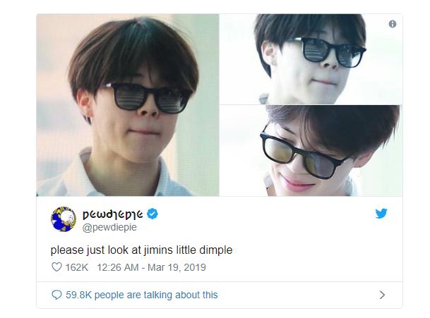 Pewdiepie vừa bỏ theo dõi tất cả mọi người trên Twitter, chỉ trừ nhóm nhạc BTS - Ảnh 2.