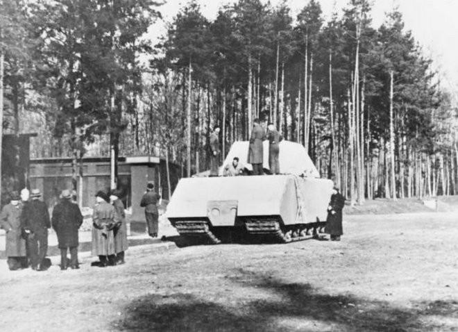 Tìm hiểu về xe tăng Maus - phát minh điên rồ từng được kỳ vọng sẽ thay đổi cục diện Thế chiến thứ hai - Ảnh 9.