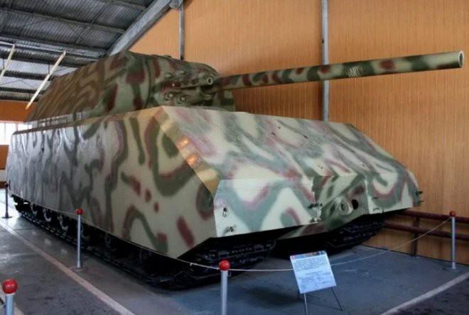 Tìm hiểu về xe tăng Maus - phát minh điên rồ từng được kỳ vọng sẽ thay đổi cục diện Thế chiến thứ hai - Ảnh 8.