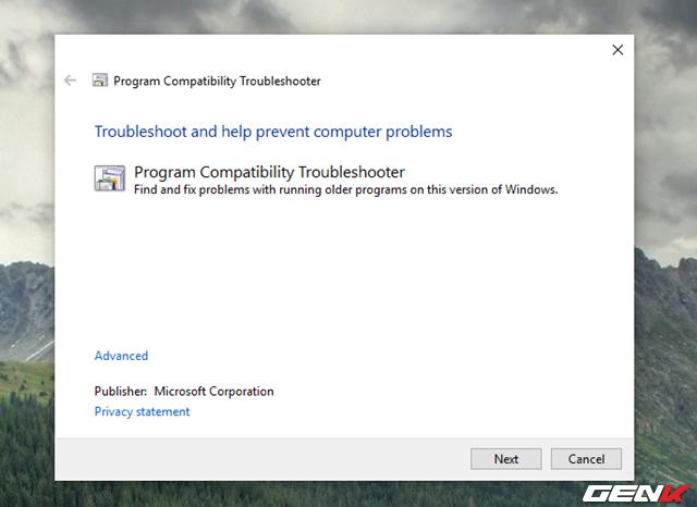 5 Mẹo đơn giản giúp bạn có thể chạy các phần mềm và game cũ trên Windows 10 - Ảnh 4.