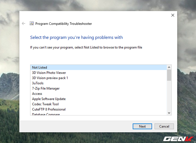 5 Mẹo đơn giản giúp bạn có thể chạy các phần mềm và game cũ trên Windows 10 - Ảnh 5.