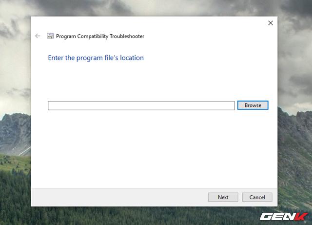 5 Mẹo đơn giản giúp bạn có thể chạy các phần mềm và game cũ trên Windows 10 - Ảnh 6.