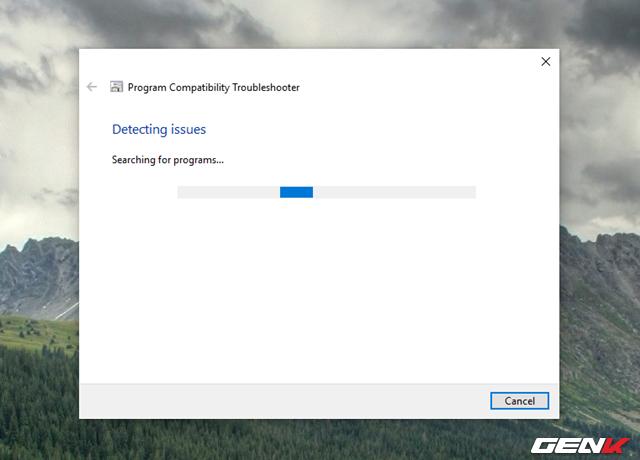 5 Mẹo đơn giản giúp bạn có thể chạy các phần mềm và game cũ trên Windows 10 - Ảnh 7.