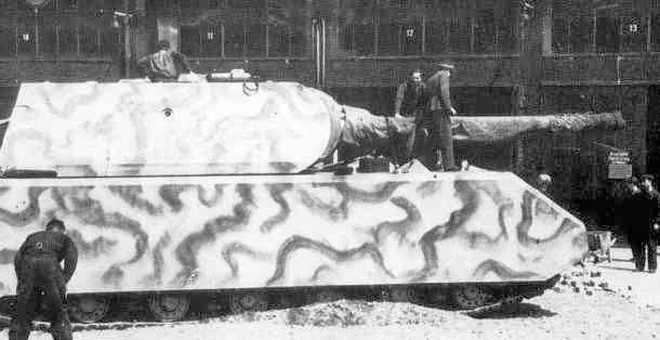 Tìm hiểu về xe tăng Maus - phát minh điên rồ từng được kỳ vọng sẽ thay đổi cục diện Thế chiến thứ hai - Ảnh 14.