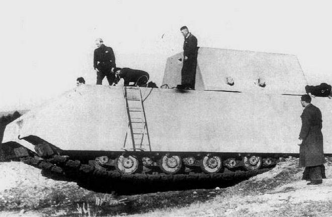 Tìm hiểu về xe tăng Maus - phát minh điên rồ từng được kỳ vọng sẽ thay đổi cục diện Thế chiến thứ hai - Ảnh 11.