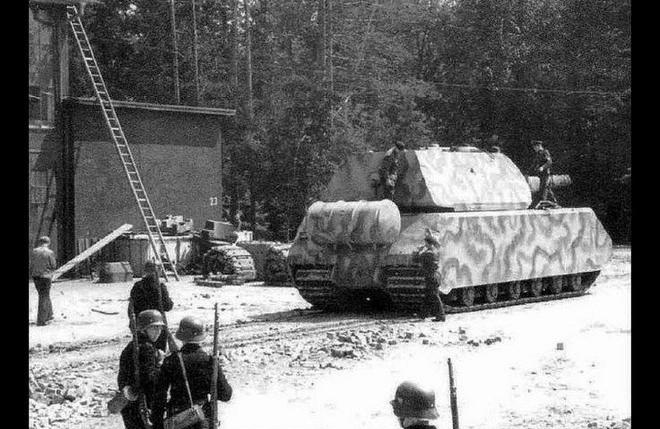 Tìm hiểu về xe tăng Maus - phát minh điên rồ từng được kỳ vọng sẽ thay đổi cục diện Thế chiến thứ hai - Ảnh 5.