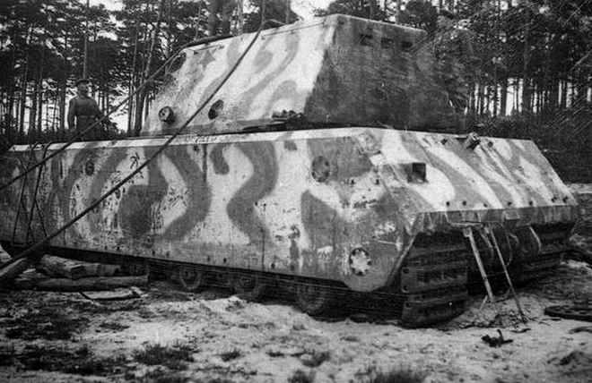 Tìm hiểu về xe tăng Maus - phát minh điên rồ từng được kỳ vọng sẽ thay đổi cục diện Thế chiến thứ hai - Ảnh 10.