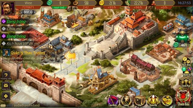 Game thuần Việt hấp dẫn Nam Đế 3 mới mở cửa thử nghiệm hôm nay, game thủ có thể vào chơi ngay - Ảnh 5.