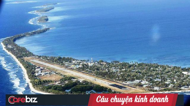 """Quốc đảo Tuvalu - Nền kinh tế kỳ lạ: Hết dựa vào cho thuê đầu số đẹp cho dịch vụ trò chuyện khiêu dâm, lại sống nhờ bán bản quyền tên miền """".tv"""" - Ảnh 2."""