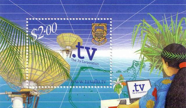 """Quốc đảo Tuvalu - Nền kinh tế kỳ lạ: Hết dựa vào cho thuê đầu số đẹp cho dịch vụ trò chuyện khiêu dâm, lại sống nhờ bán bản quyền tên miền """".tv"""" - Ảnh 4."""