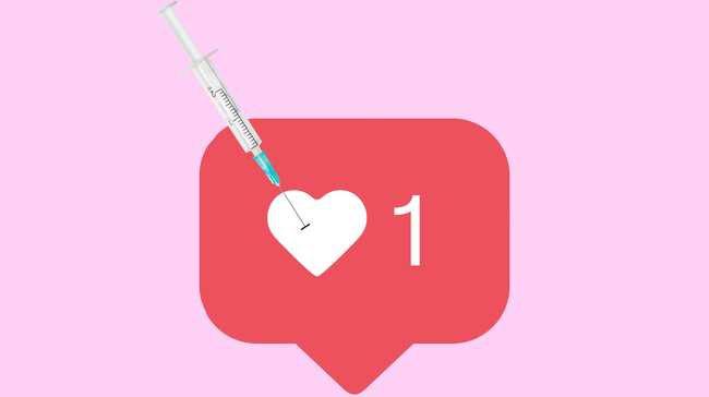 Chỉ mất 10 giây để Instagram đẩy một người dùng vào ổ chống vắc-xin - Ảnh 2.