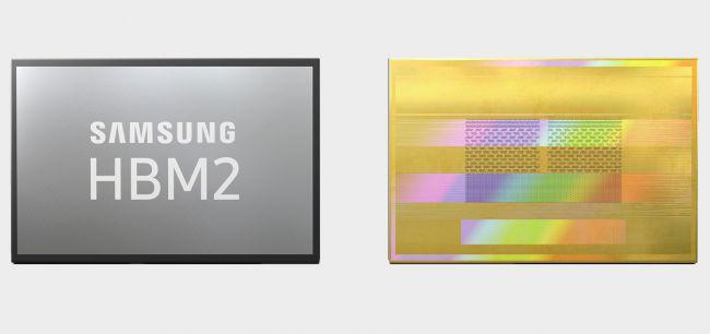 Samsung giới thiệu bộ nhớ HBM2E mới, tương lai card đồ họa sẽ có VRAM lên đến 64GB - Ảnh 1.