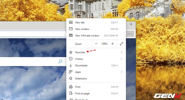 Cách đồng bộ bookmarks, mật khẩu,… và các dữ liệu trình duyệt khác vào Microsoft Edge mới - Ảnh 1.