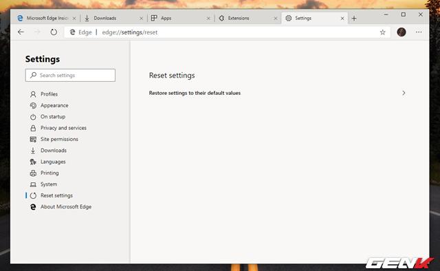 Trải nghiệm sớm trình duyệt Microsoft Edge dựa trên nền Chromium: Tối ưu RAM tốt, dùng được Extension của Chrome - Ảnh 13.