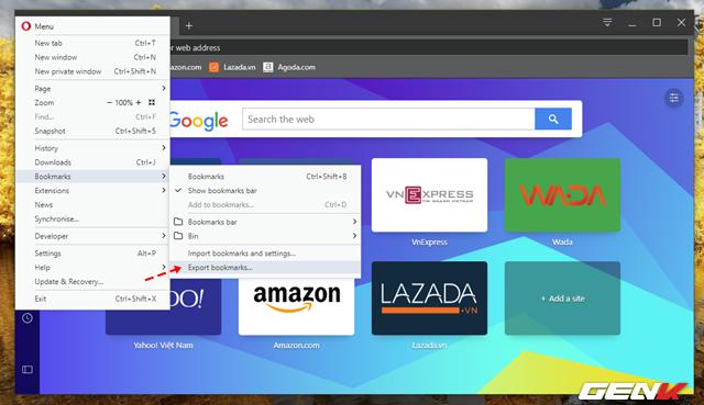 Cách đồng bộ bookmarks, mật khẩu,… và các dữ liệu trình duyệt khác vào Microsoft Edge mới - Ảnh 7.
