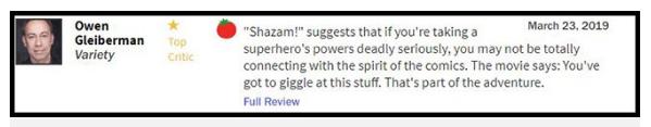 Thánh lầy Shazam sẽ vượt qua Aquaman trở thành phim siêu anh hùng hay nhất của DC? - Ảnh 5.