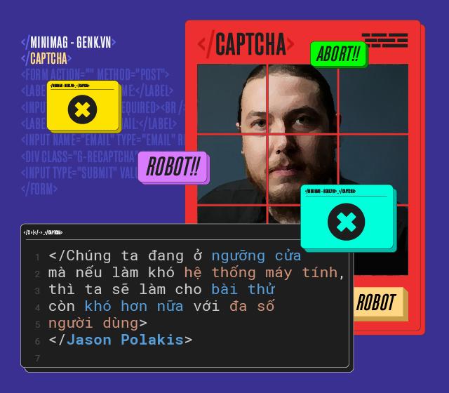 Tại sao CAPTCHA ngày càng khó? Vì đây là cuộc chạy đua vũ trang giữa AI và con người - Ảnh 3.