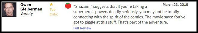 Internet bảo Shazam! là phim DC hay nhất từ trước đến nay - Ảnh 1.