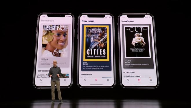 5 phút để xem lại toàn bộ sự kiện của Apple đêm qua: ra mắt News+, thẻ tín dụng, nền tảng game Arcade và dịch vụ TV+ - Ảnh 8.