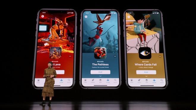 5 phút để xem lại toàn bộ sự kiện của Apple đêm qua: ra mắt News+, thẻ tín dụng, nền tảng game Arcade và dịch vụ TV+ - Ảnh 19.