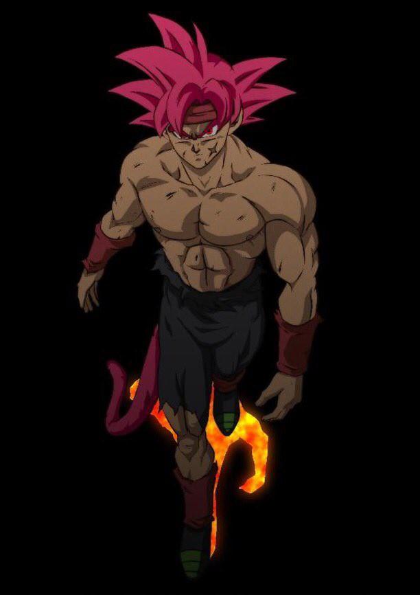 Dragon Ball Super: Broly - Cha Goku hóa Super Saiyan God từ trí tưởng tượng của người hâm mộ - Ảnh 2.