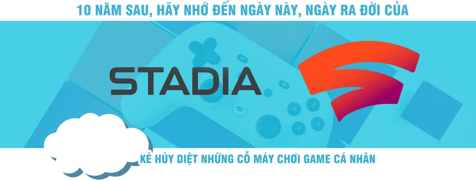 10 năm sau, hãy nhớ đến ngày này, ngày ra đời của Stadia – Kẻ hủy diệt những cỗ máy chơi game cá nhân - Ảnh 1.
