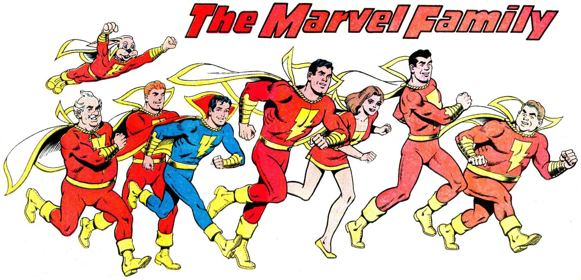 Shazam! Thiên Hạ Đệ Nhất Phàm Nhân và cuộc đời kỳ lạ chỉ vì cái tên Captain Marvel - Ảnh 9.