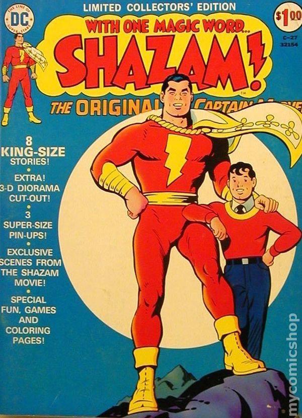 Shazam! Thiên Hạ Đệ Nhất Phàm Nhân và cuộc đời kỳ lạ chỉ vì cái tên Captain Marvel - Ảnh 17.
