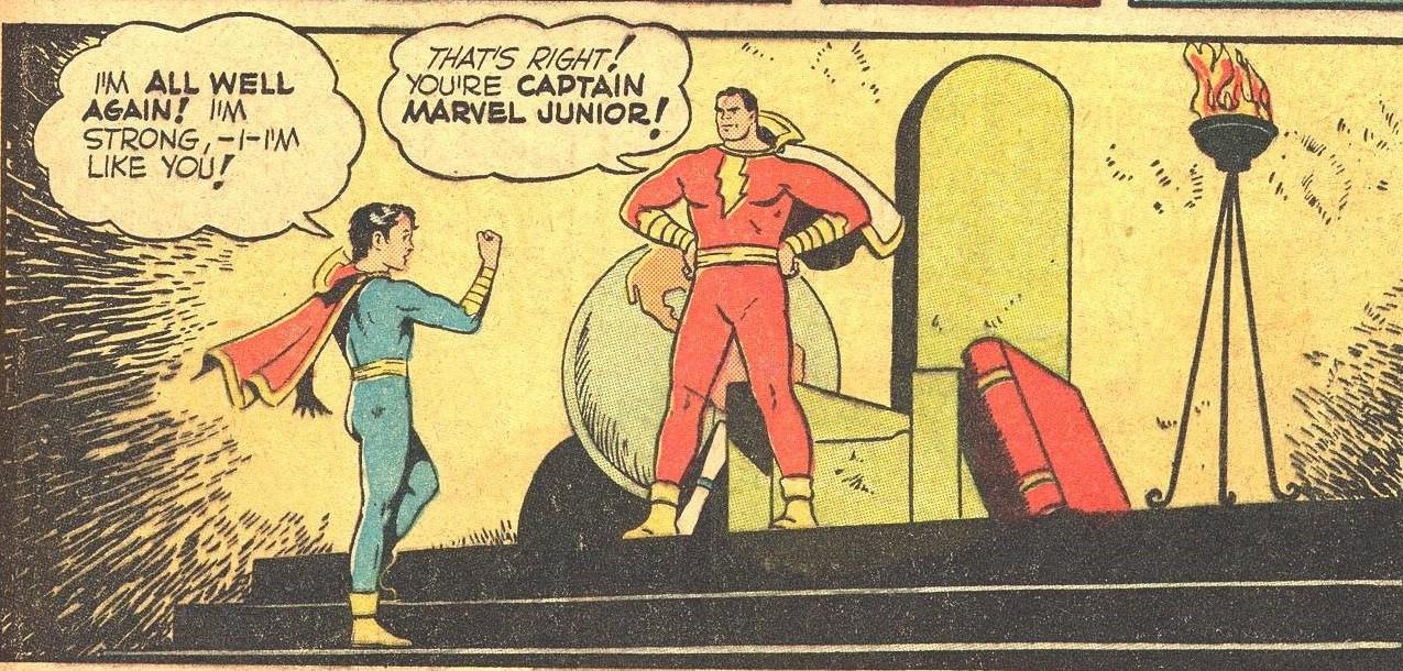 Shazam! Thiên Hạ Đệ Nhất Phàm Nhân và cuộc đời kỳ lạ chỉ vì cái tên Captain Marvel - Ảnh 8.