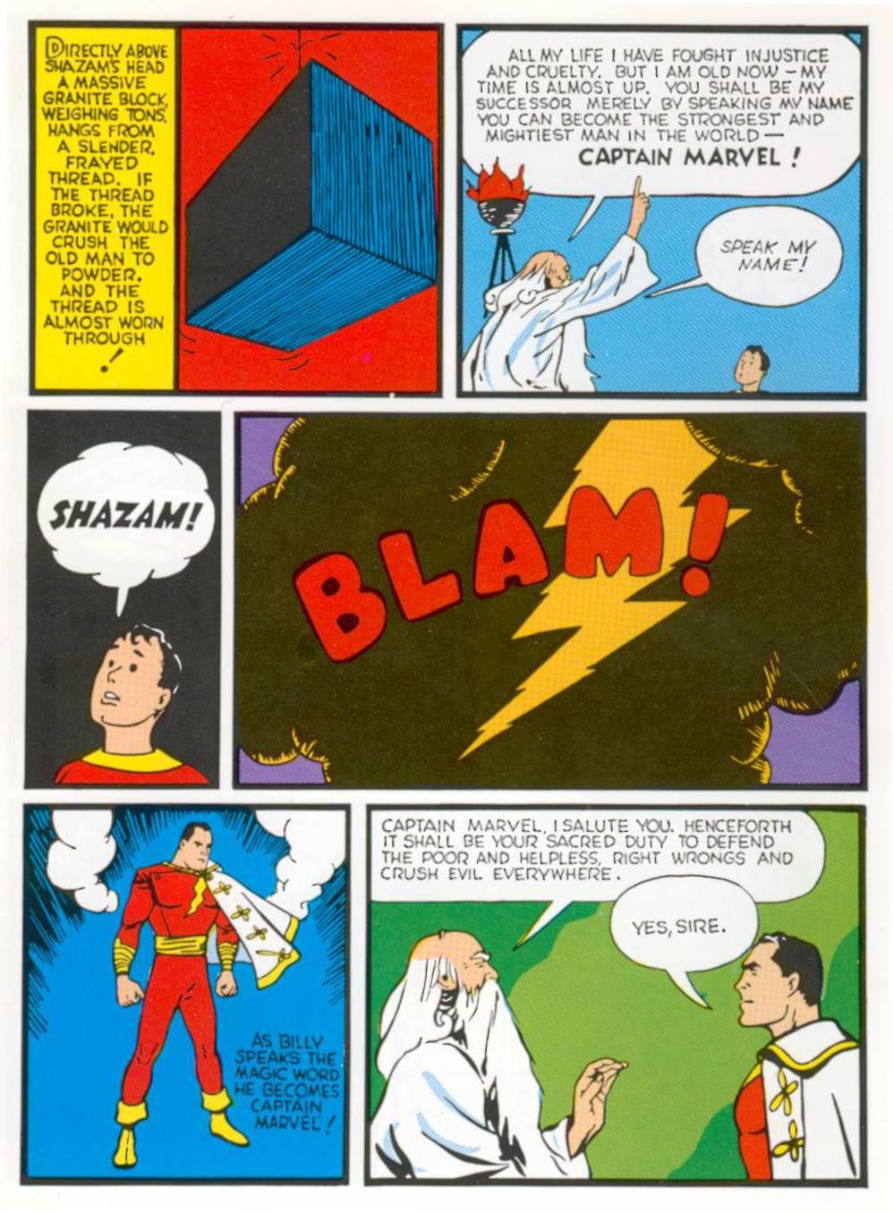 Shazam! Thiên Hạ Đệ Nhất Phàm Nhân và cuộc đời kỳ lạ chỉ vì cái tên Captain Marvel - Ảnh 6.