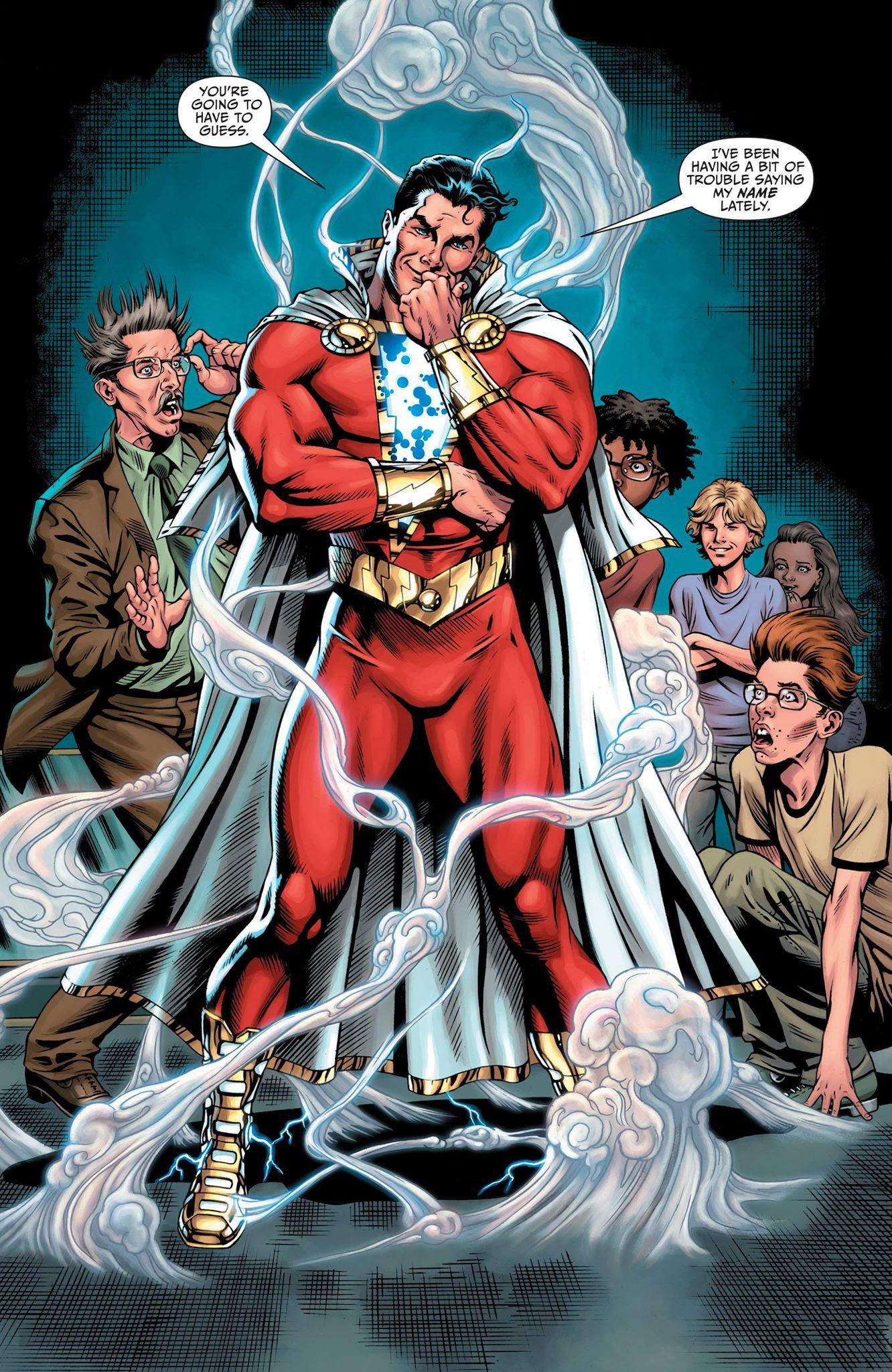Shazam! Thiên Hạ Đệ Nhất Phàm Nhân và cuộc đời kỳ lạ chỉ vì cái tên Captain Marvel - Ảnh 28.