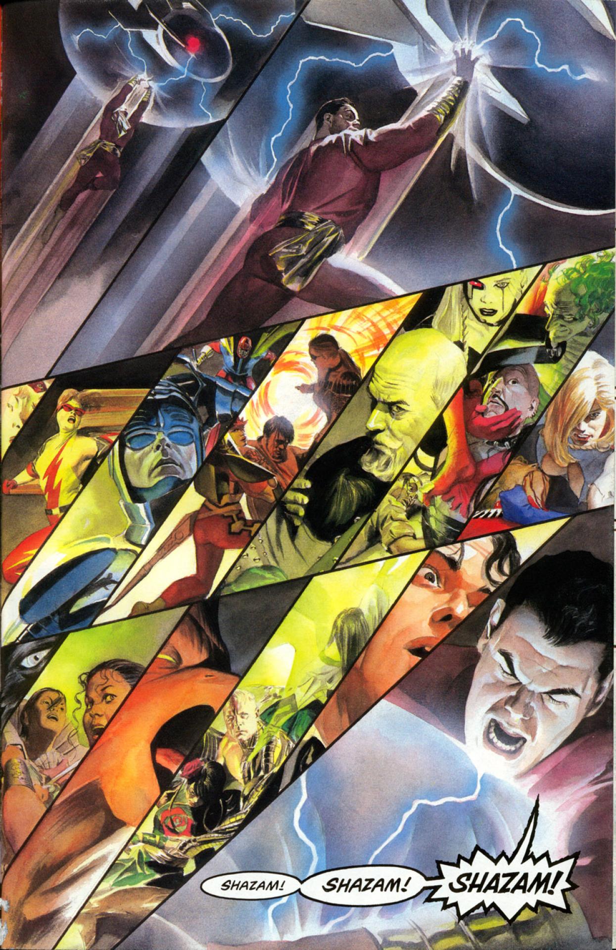 Shazam! Thiên Hạ Đệ Nhất Phàm Nhân và cuộc đời kỳ lạ chỉ vì cái tên Captain Marvel - Ảnh 22.