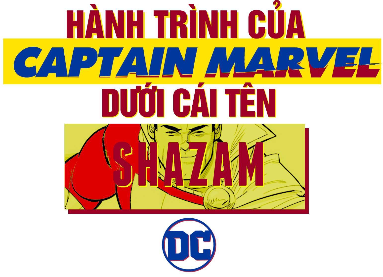 Shazam! Thiên Hạ Đệ Nhất Phàm Nhân và cuộc đời kỳ lạ chỉ vì cái tên Captain Marvel - Ảnh 16.