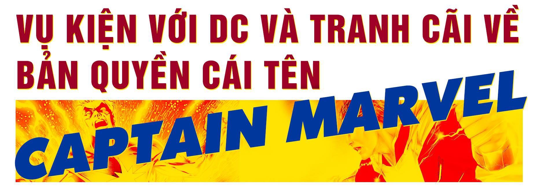 Shazam! Thiên Hạ Đệ Nhất Phàm Nhân và cuộc đời kỳ lạ chỉ vì cái tên Captain Marvel - Ảnh 11.