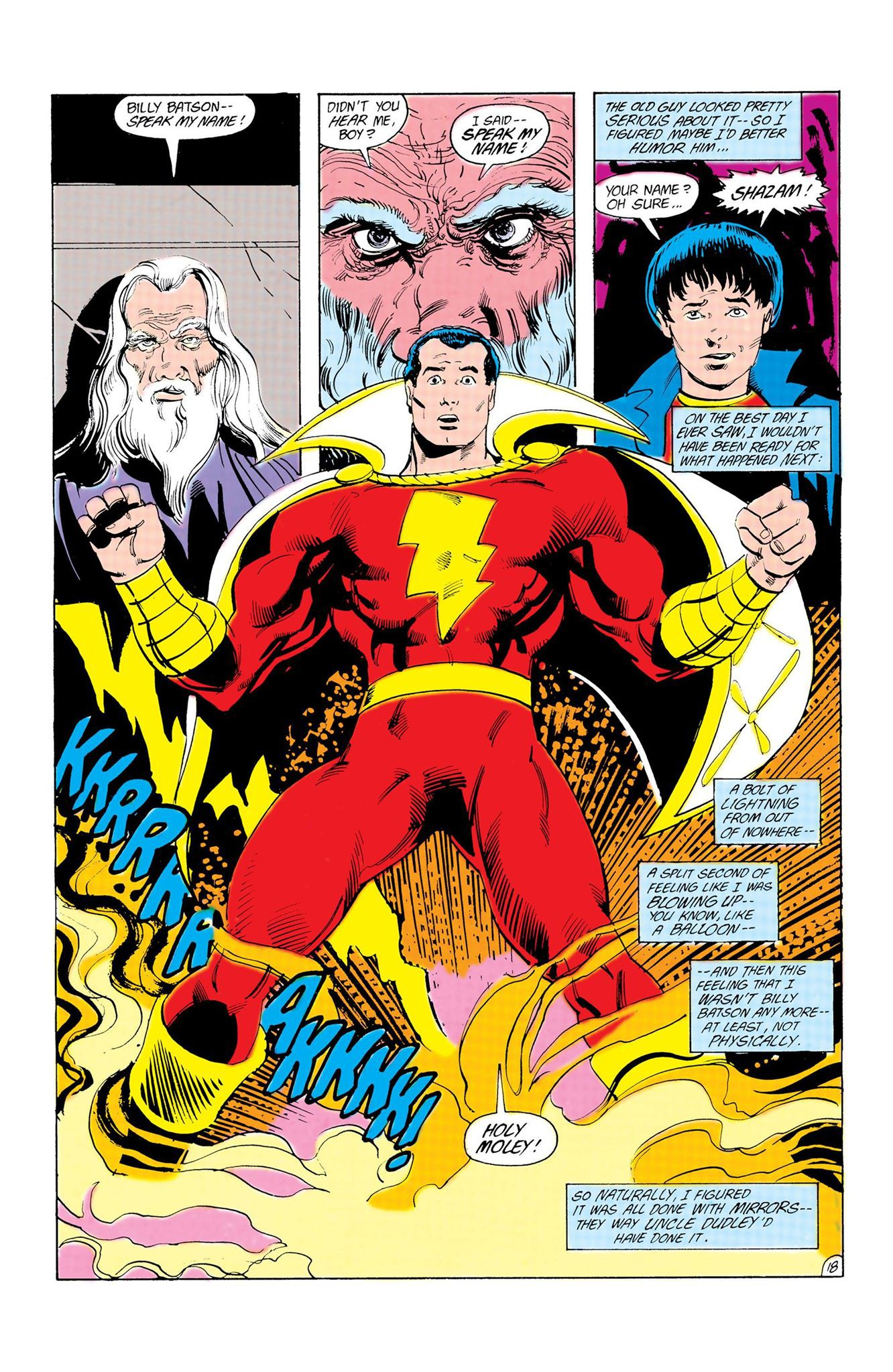 Shazam! Thiên Hạ Đệ Nhất Phàm Nhân và cuộc đời kỳ lạ chỉ vì cái tên Captain Marvel - Ảnh 20.